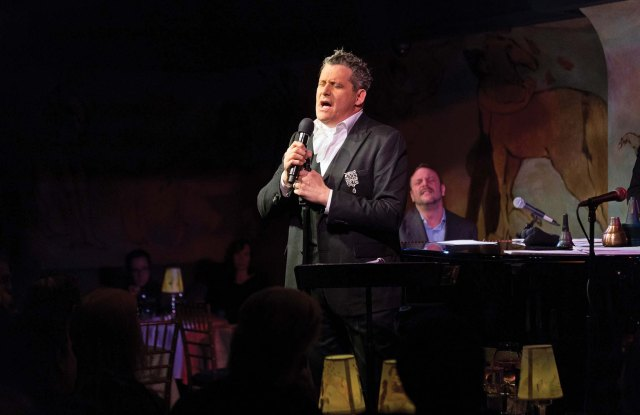 Isaac Mizrahi At The Carlyle