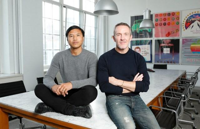 Patrick Yee and Trey Laird