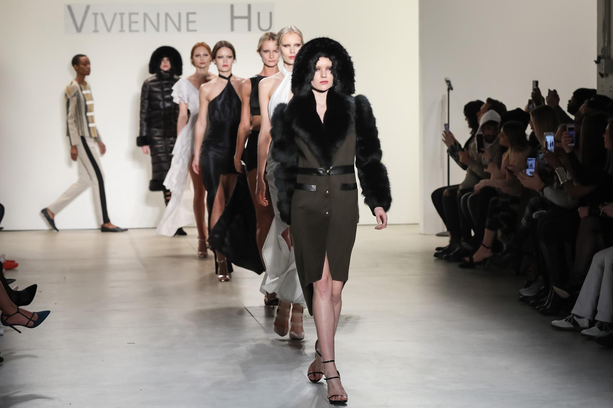 Vivienne Hu RTW Fall 2017