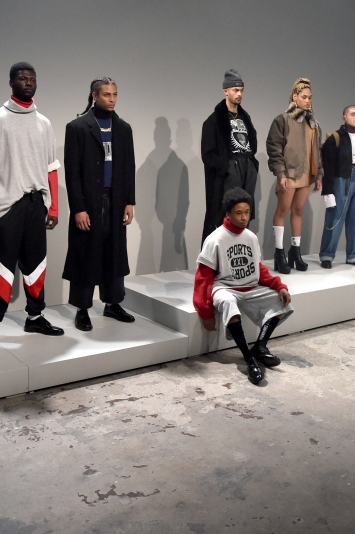 Willy Chavarria Men's Fall 2017