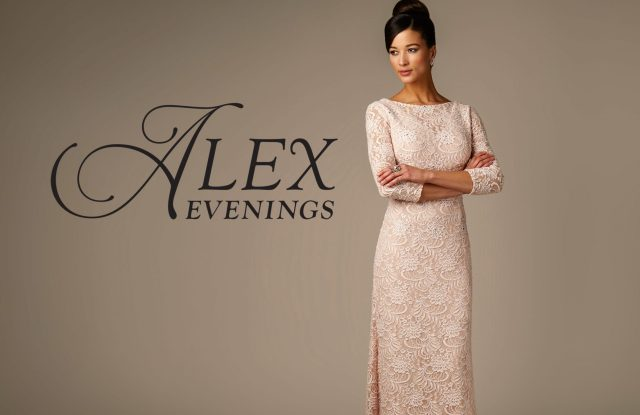 The Alex Evenings brand is part of the Alex Apparel Group.