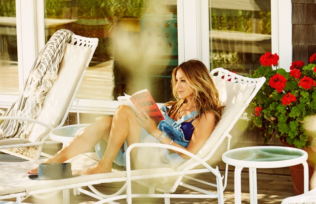 Sarah Jessica Parker is Sbjct's first subject.
