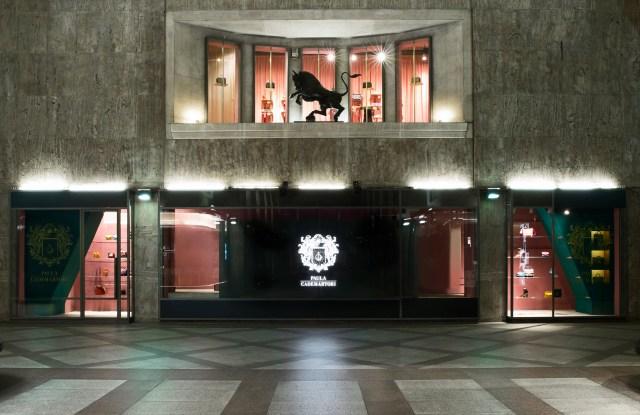 Paula Cademartori Pop-Up Store in Milan