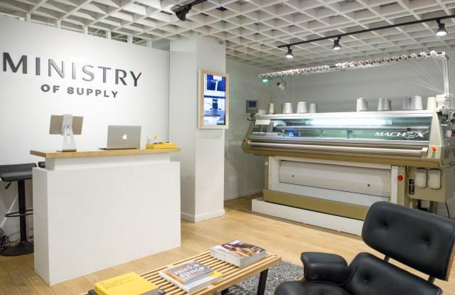 Ministry of Supply Boston