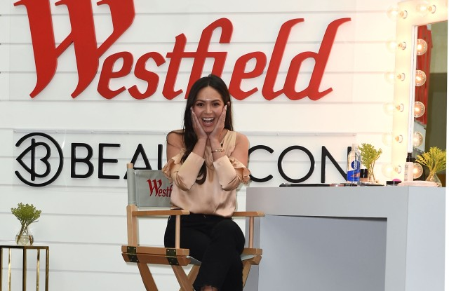 WOODLAND HILLS, CA - FEBRUARY 25:  Beauty Blogger Marianna Hewitt attends Beauty & Balance at Westfield Topanga on February 25, 2017 in Woodland Hills, California.  (Photo by Joshua Blanchard/Getty Images for Westfield)