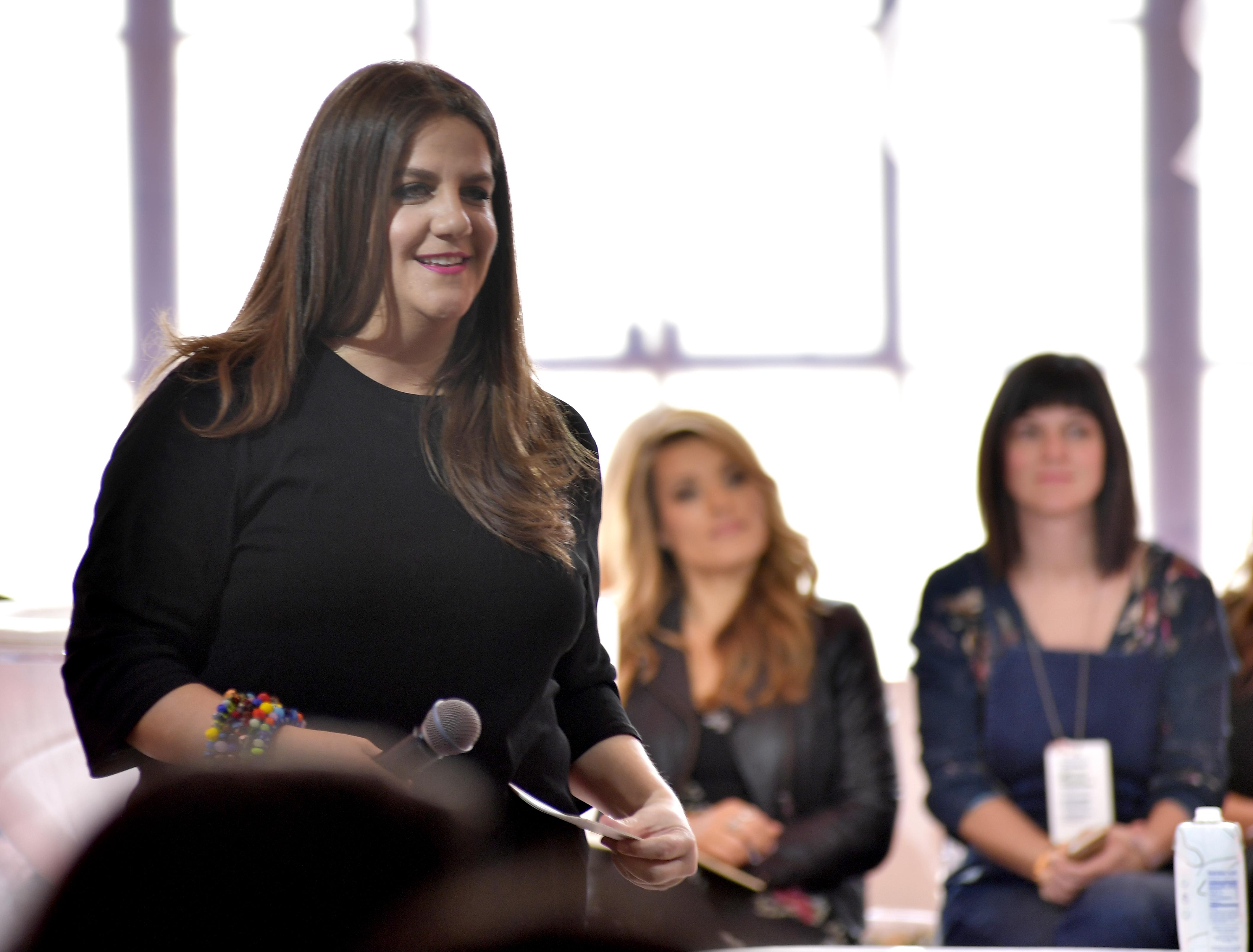 Rachel Shechtman Girlboss Rally