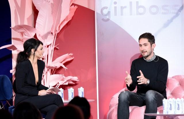 Sophia Amoruso Kevin Systrom Girlboss Rally
