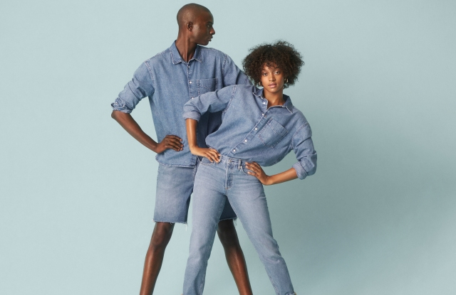 Looks from H&M's Denim United.