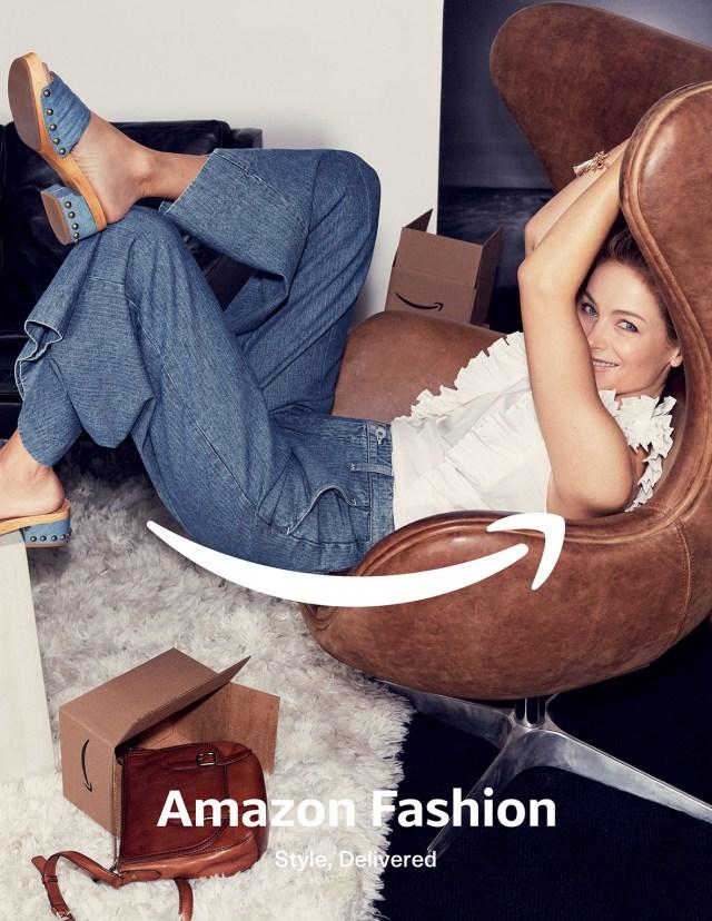 Amazon Fashion Spring Campaign.