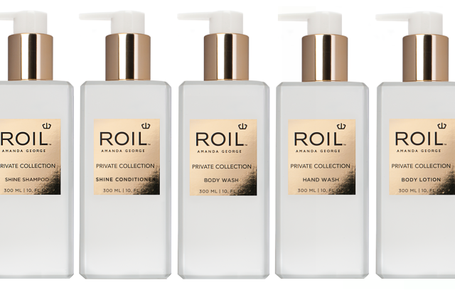 ROIL offers luxury with a natural positioning