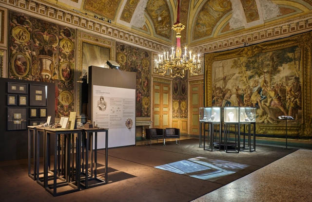 "Damiani ""A Century of Excellence and Passion"" at Milan's Palazzo Reale"