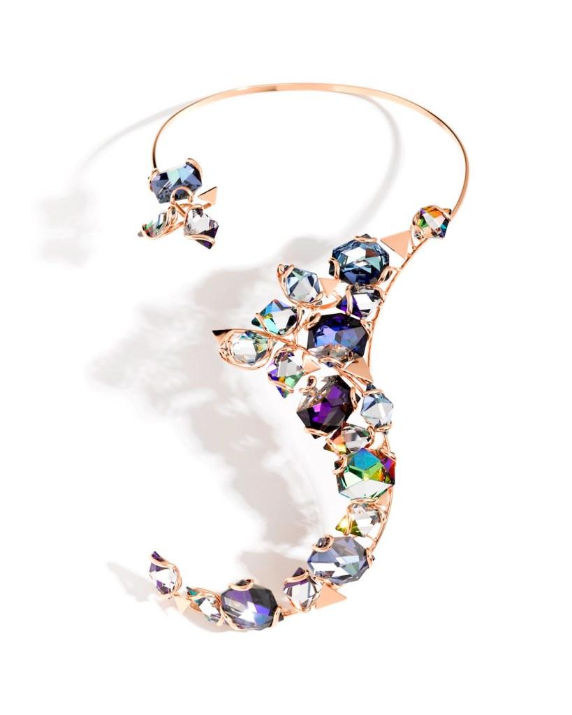 A necklace by Andrea Marazzini