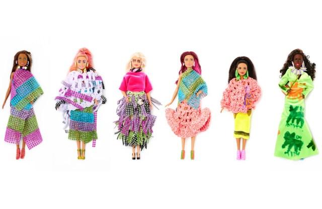 Matty Bovan x Barbie