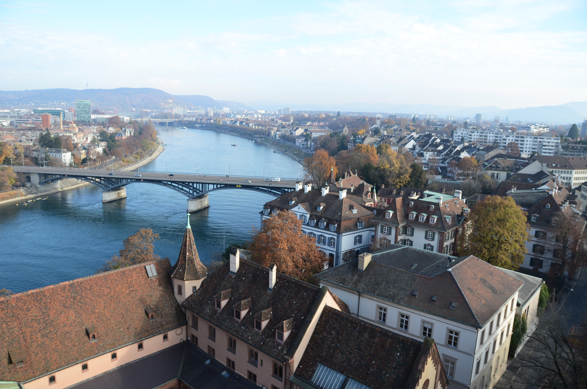 Basel, Switzerland, is set to host the Baselworld Watch & Jewellery show.
