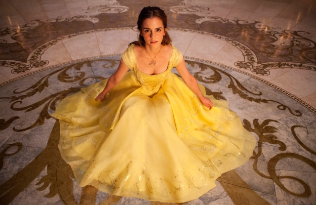 Emma Watson stars as Belle in Disney's live-action BEAUTY AND THE BEAST, directed by Bill Condon.