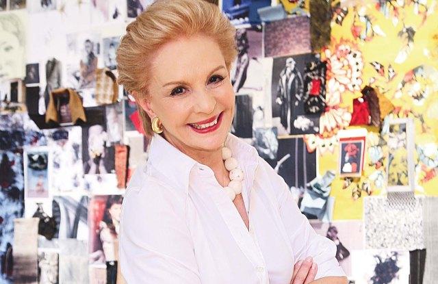 Women Fashion Designers: Carolina Herrera