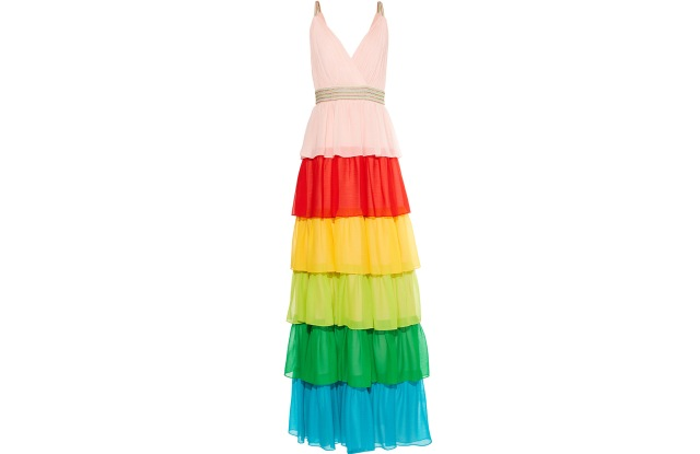 A dress from Alice + Olivia.