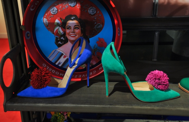 Christian Louboutin's Latest Collaborationsfor Fall 2017