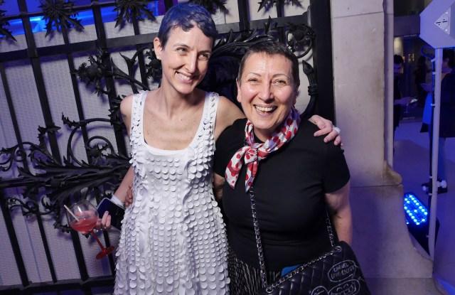 Colette's Anniversary Party at Les Arts Décoratifs