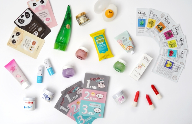 Alicia Yoon curated a selection of 100-plus items for CVS.