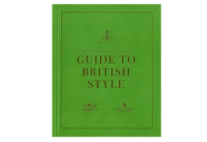 The cover of Debrett's and Bicester Village's Guide to British Style