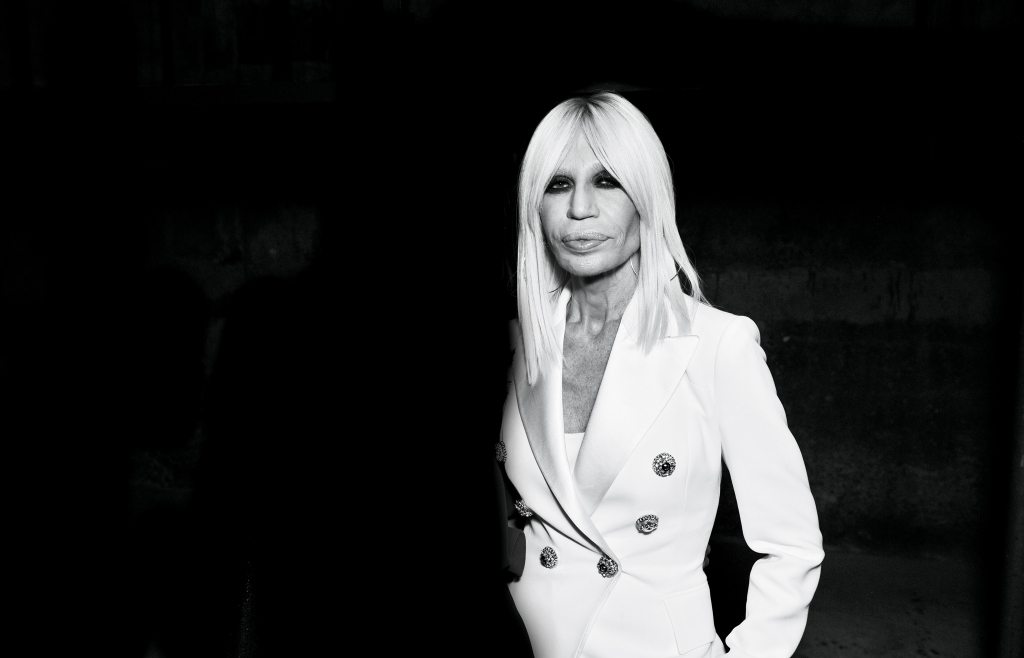 Women Fashion Designers: Donatella Versace