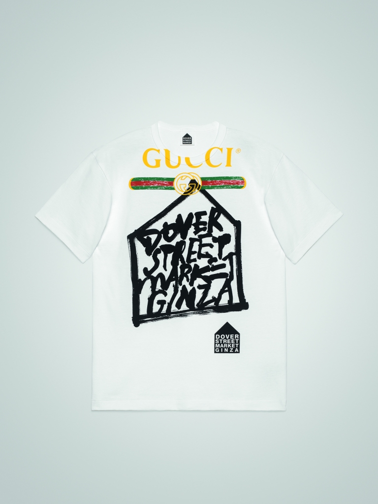 Gucci x Dover Street Market Ginza Capsule Collection