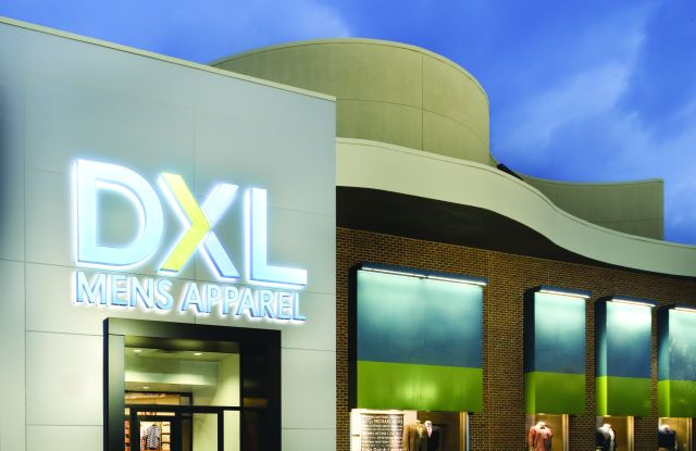 A Destination XL store.