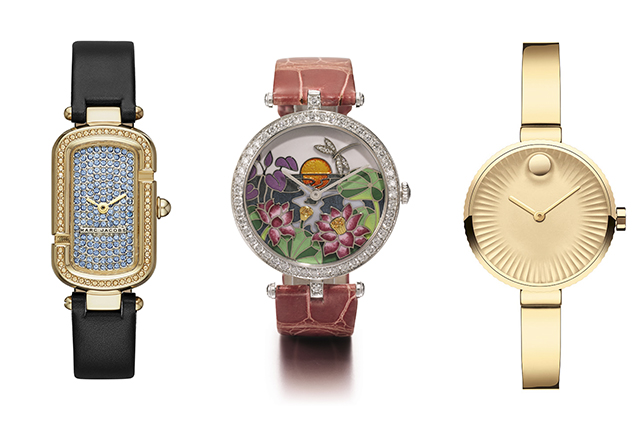 Smartwatch Backlash: Ladies' Watches Skew Glitzy, Feminine