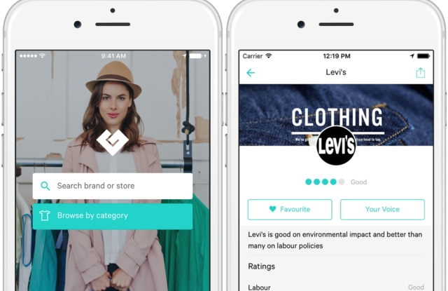 Ethical Consumers Australia's ethical fashion rating app Good on You, has just launched into the U.S. market.