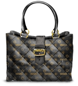 WWD purse handbag intellectual property elements