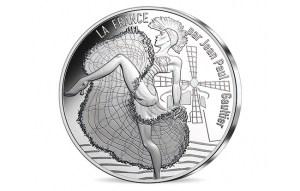 Jean Paul Gaultier Designs Euros for the Paris Mint