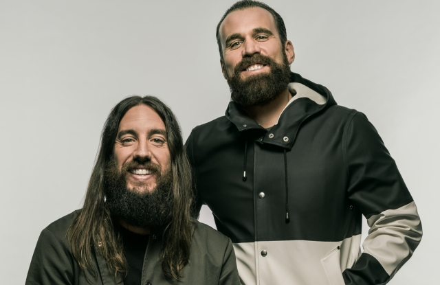 Michael Lastoria and Doug Jacob ,co-founders of JWalk.