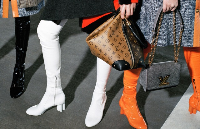 Louis Vuitton Pre-Fall 2017