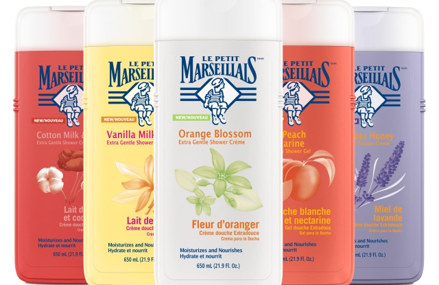 Le Petit Marseillais body washes