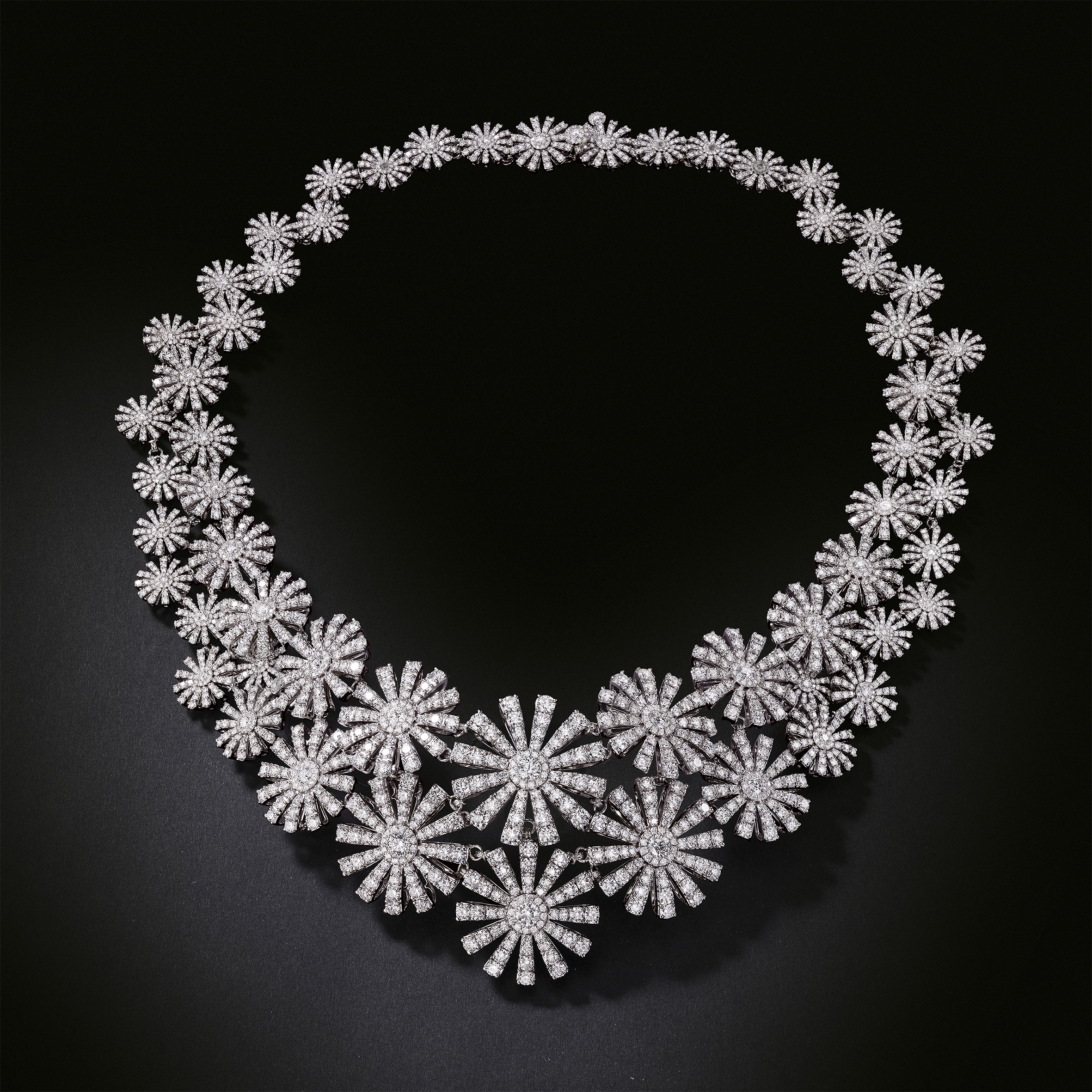 """A necklace from Damiani """"Margherita"""" collection"""