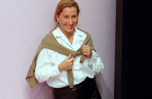 Women Fashion Designers: Miuccia Prada