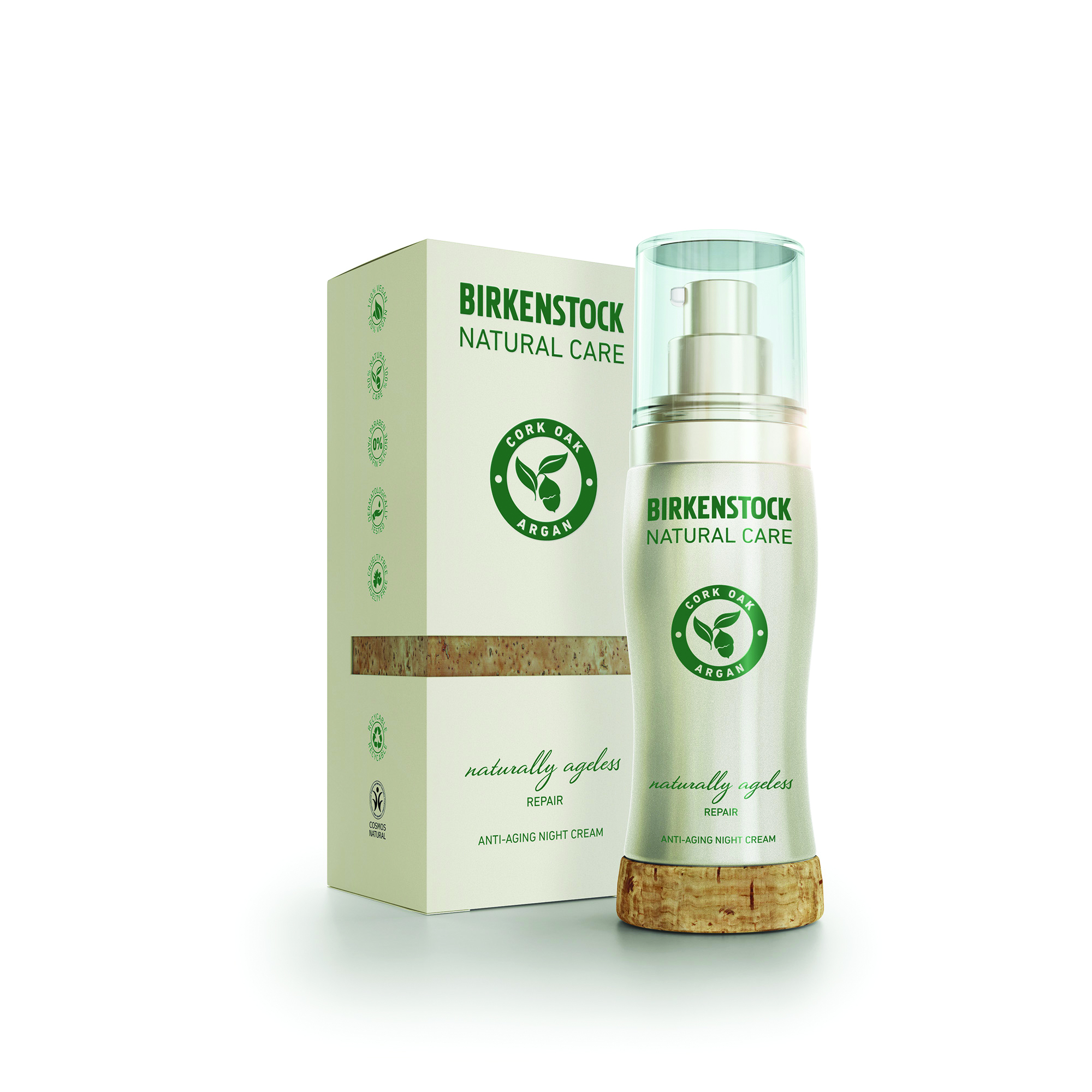 Birkenstock Natural Care  Natural Ageless Nightcream