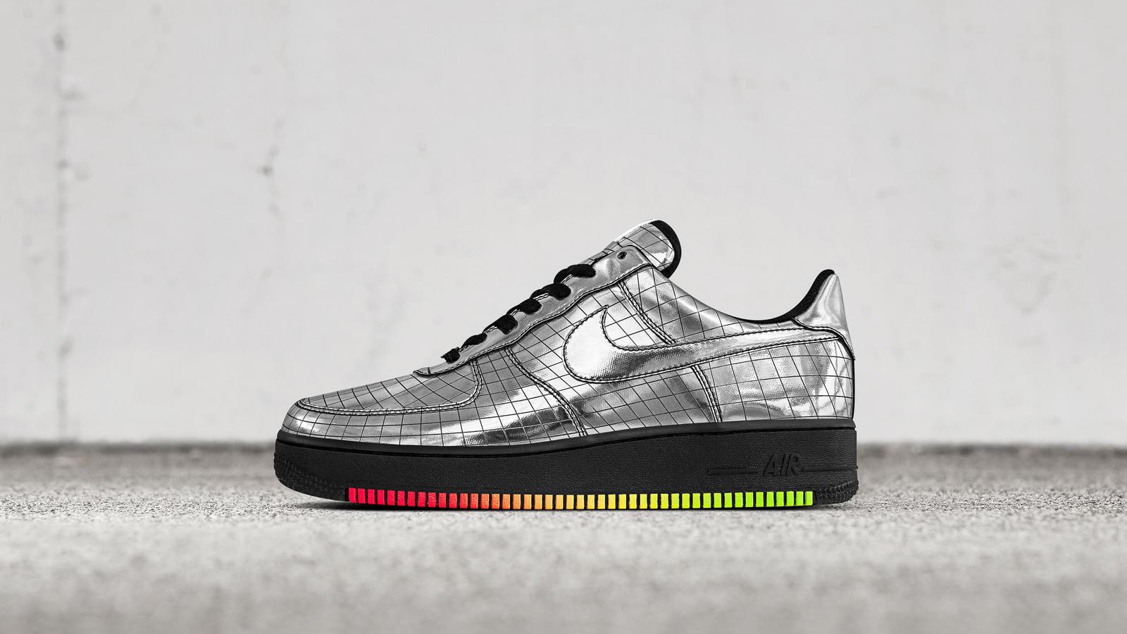 Nike Creates Special Sneaker for Elton
