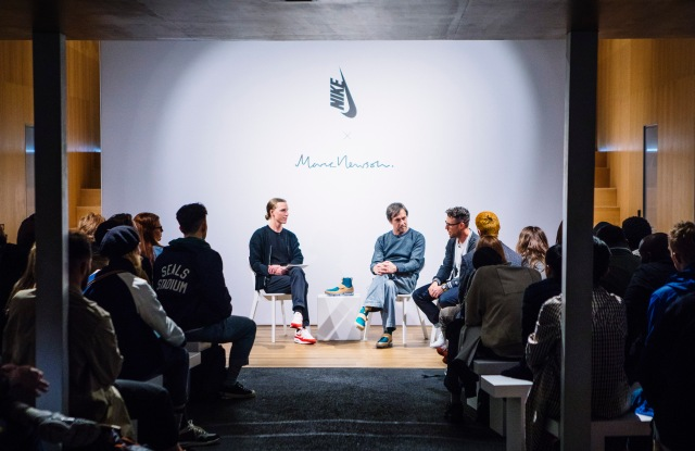 The Nike talk with Marc Newson and Mark Cavendish