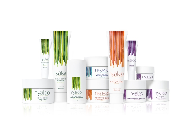 Nyakio bows in select Ulta Beauty stores and online