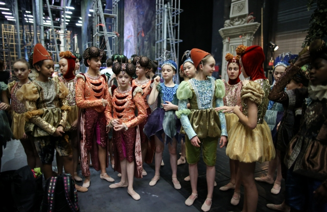 """""""A Midsummer Night's Dream"""" at the Paris Opera With Christian Lacroix Designs"""