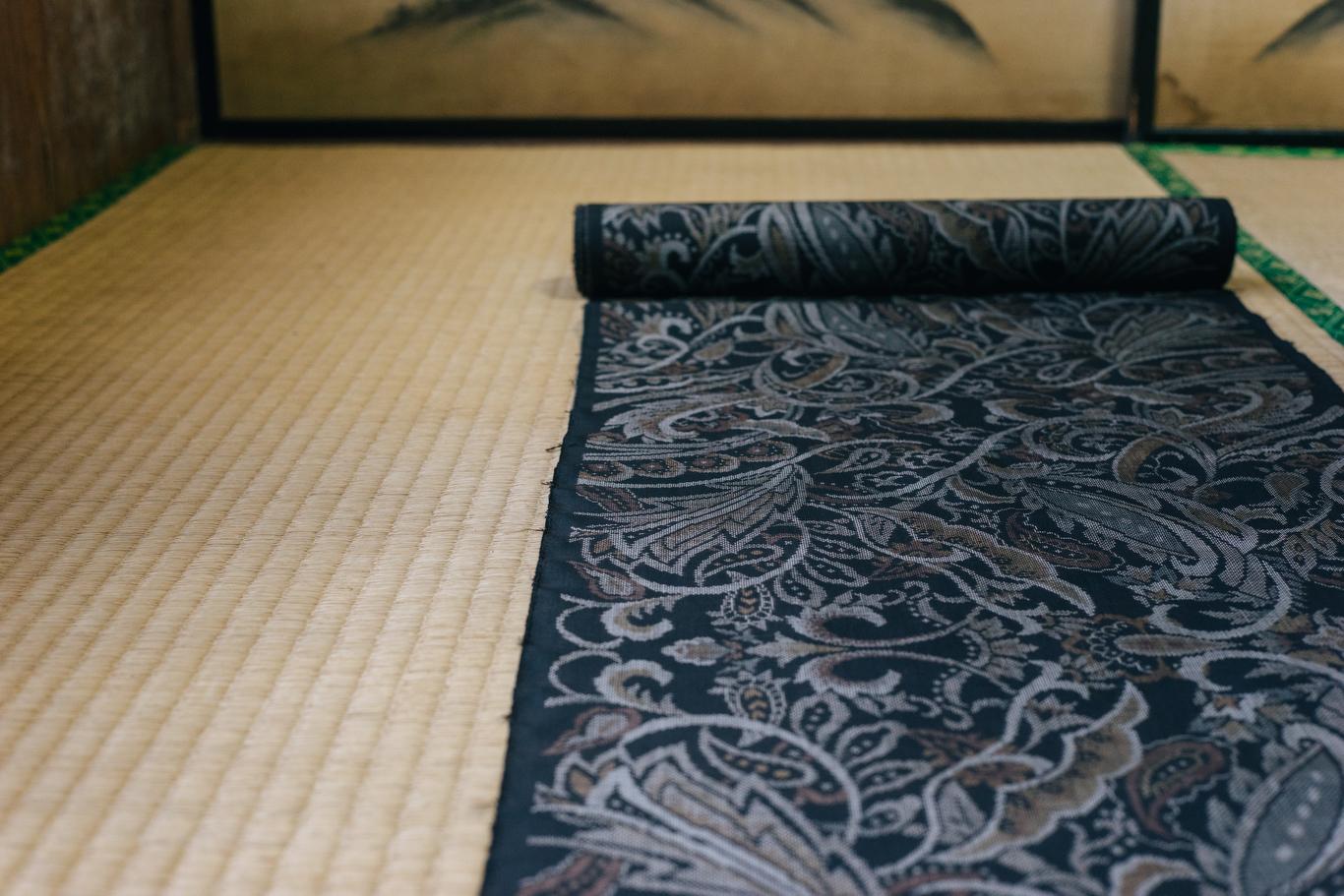 Oshima Tsumugi Japan highest quality silk