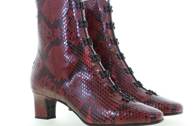 Olivier Theyskens' boot design for Joyce.