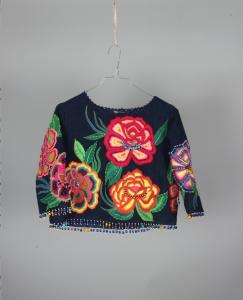 Prints and Color at Paris Apparel Trade Shows