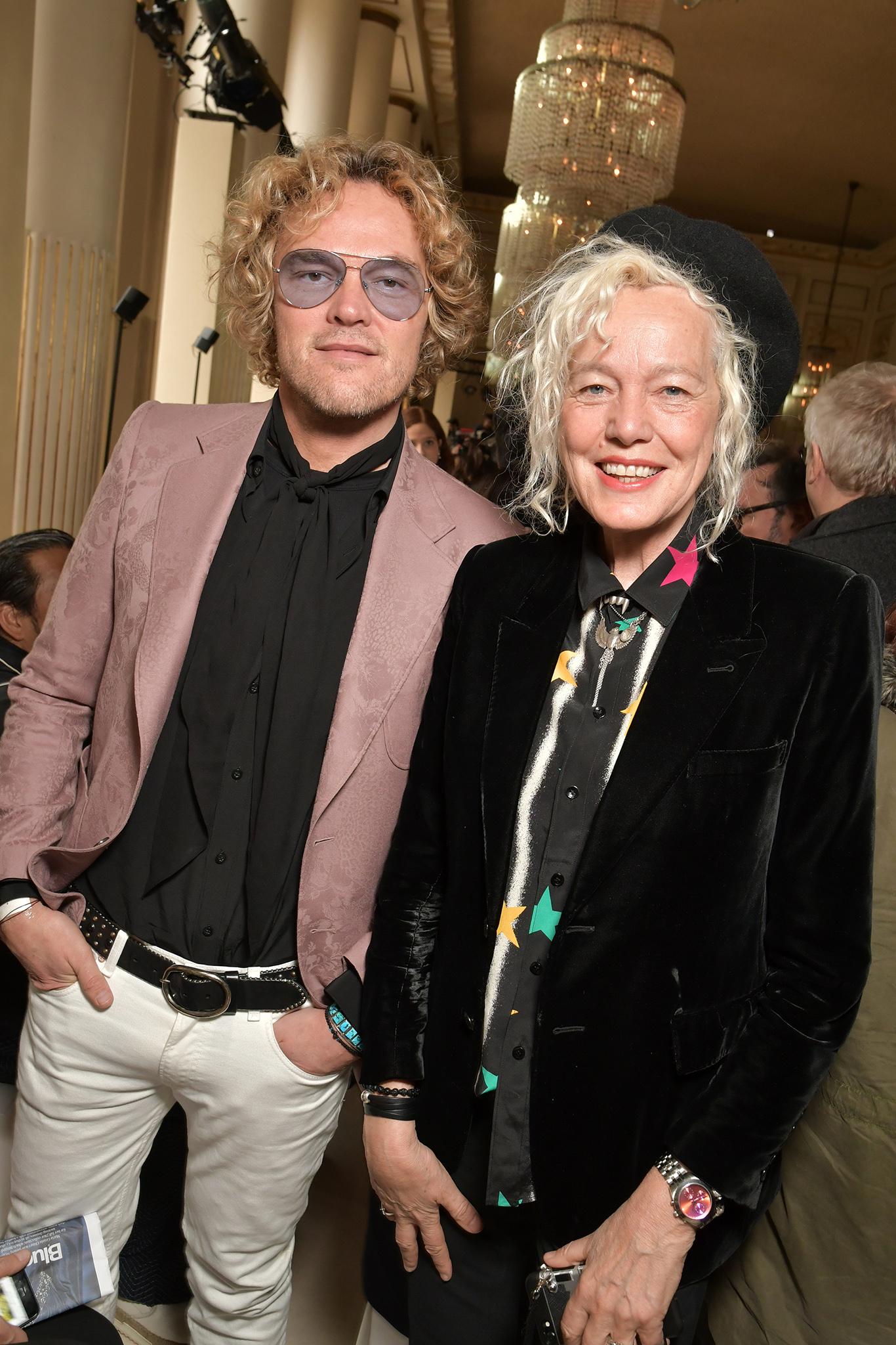 Peter Dundas and Ellen von Unwerth