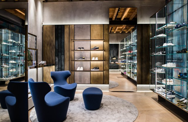 Philippe Model flagship in Milan