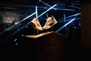 The launch of Reebok Classics new Zoku Runner at Village Underground