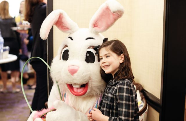 retail nrf easter Florence Fancy Easter Bunny Event, New York - 12 Mar 2016Florence Fancy Easter Bunny Event, New York - 12 Mar 2016