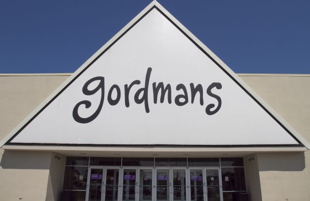 Gordmans store bankruptcy